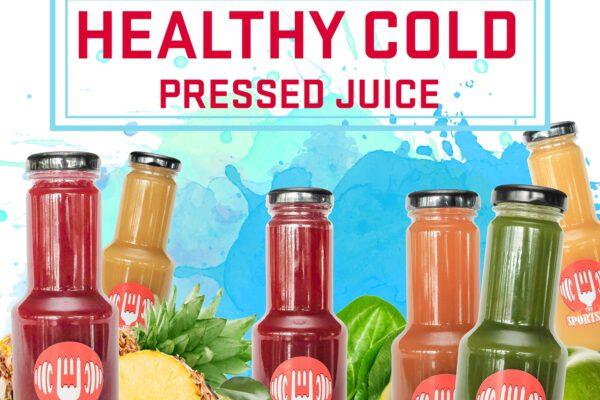 What is a Cold pressed Juice?